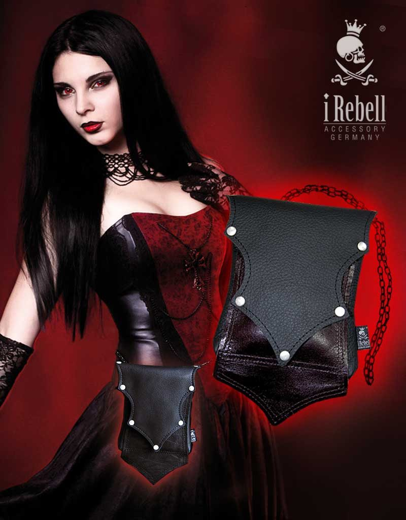 "Image ""Vampire"" Mini Hand Bag"